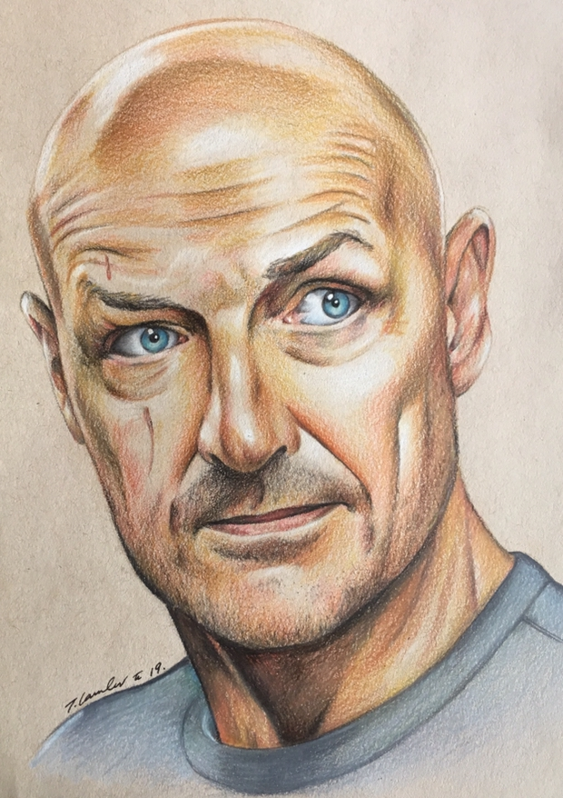 Terry O'Quinn by TraceyLawler